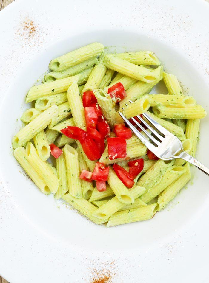 Pesto Sauce Pasta